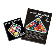 MAGIC BALL RACK PRO - 8 AND 9 RACK SET
