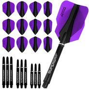 Harrows Retina X Mixed Kit Purple