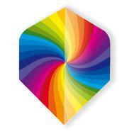 Unicorn Rainbow Swirl
