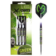 XQ Max MVG Green Demolisher 25g
