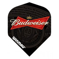 Winmau Budweiser Logo Black