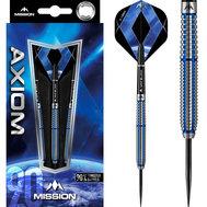 Mission Axiom Blue Titanium M1 23g