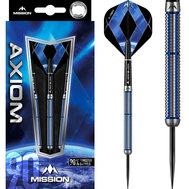 Mission Axiom Blue Titanium M2 22g