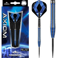 Mission Axiom Blue Titanium M3 21g