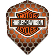 Harley Davidson Honeycomb with shield