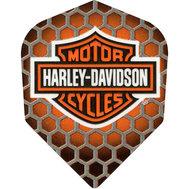 Harley Davidson Honeycomb with shield