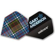Unicorn Gary Anderson Tartan