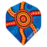Deadeye Aboriginal  Blue Star