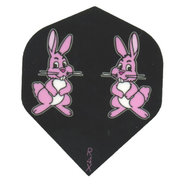 McCoy R4X Rabbits Black