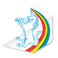 Unicorn Rainbow Unicorn White