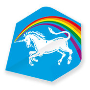 Unicorn Rainbow Unicorn Blue