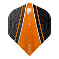 Target RVB Vision Ultra Black/Orange Curve NO2
