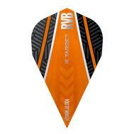 Target RVB Vision Ultra Black/Orange Curve Vapor
