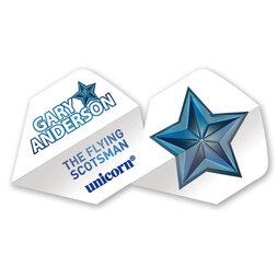 Unicorn Gary Anderson White Star