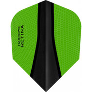 Harrows Retina X Green Shape