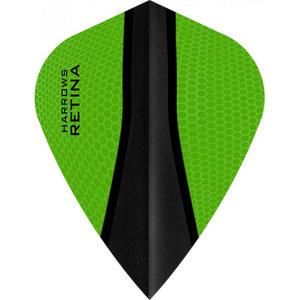 Harrows Retina X Green Kite
