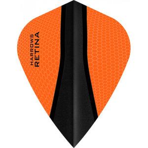 Harrows Retina X Orange Kite