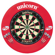 Unicorn Striker Board & Surround Home Darts Centre