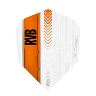 Target RVB Vision Ultra White / Orange NO6