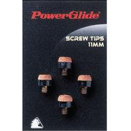 SCREW TIPS 11MM 4PC