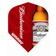 Winmau Budweiser Bottle