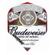 Winmau Budweiser Label