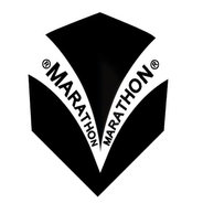 Harrows Marathon Black V design